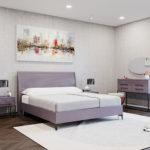 חדר שינה קומופלט דגם פנמה