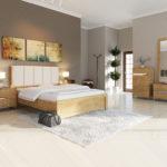 חדר שינה דגם:בנקוק קומפלט