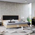 חדר שינה קומופלט דגם לאוס