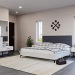 חדר שינה קומפלט דגם הרמוני