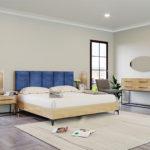 חדר שינה קומופלט דגם לינדוס