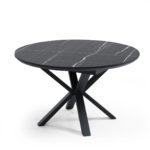 שולחן קתאי(CATHAY) סונטה רגל שחור(SHINY SONATA)